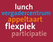 Lunch Vergadercentrum Appeltaart Flexplek Participatie